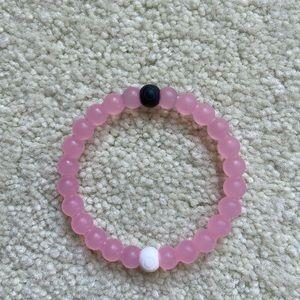 LOKAI Pink Bracelet | Size Medium
